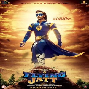 A Flying Jatt movie
