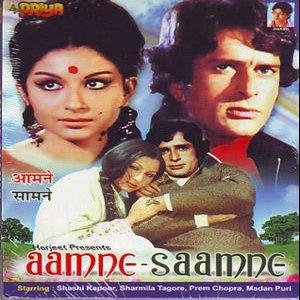 Aamne Saamne movie