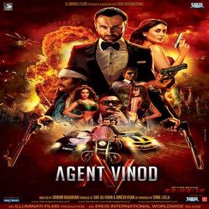 Raabta lyrics from Agent Vinod