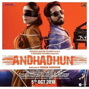 Andhadhun movie