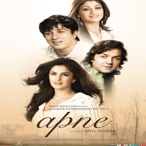 Apne movie