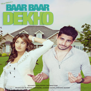Baar Baar Dekho movie