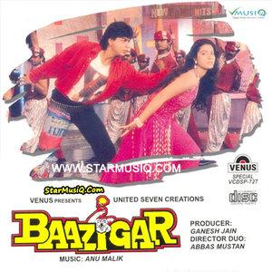 Baazigar movie