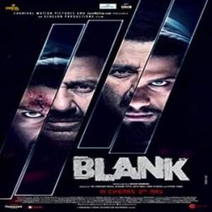 Blank movie
