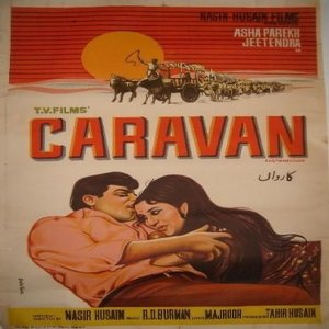 Caravan movie
