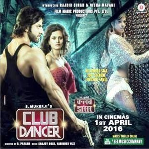 Club Dancer movie