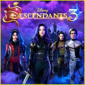 Descendants 3 movie