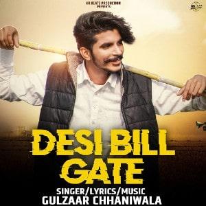 Desi Bill Gate lyrics