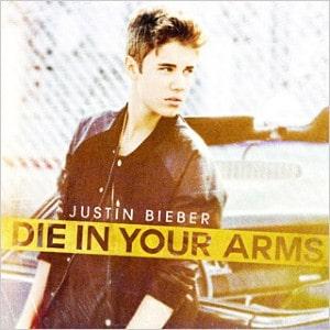 Die In Your Arms lyrics