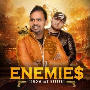 Enemies lyrics