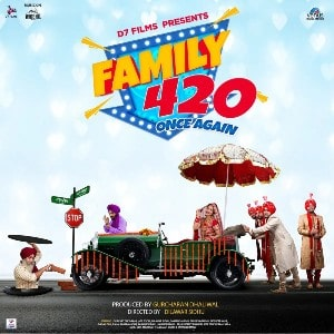 Family 420 Once Again movie