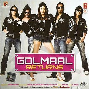 Golmaal Returns movie