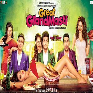 Great Grand Masti movie
