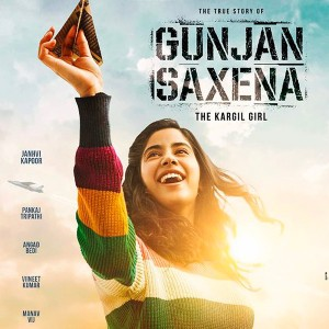 Gunjan Saxena movie