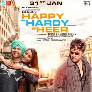 Happy Hardy and Heer movie