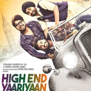 High End Yaariyaan movie