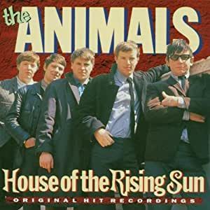 House Of The Rising Sun lyrics