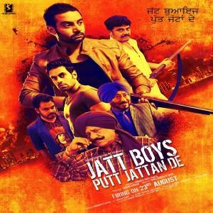Jatt Boys Putt Jattan De movie