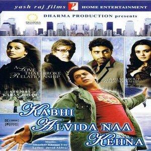 Rock And Roll Soniye lyrics from Kabhi Alvida Na Kehna