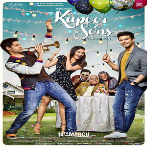 Kapoor & Sons movie