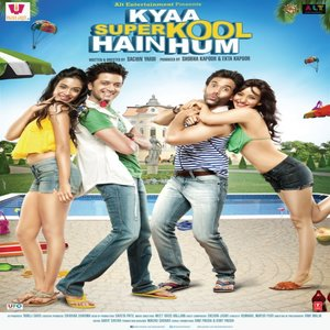 Dil Garden Garden Ho Gaya lyrics from Kyaa Super Kool Hain Hum