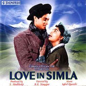 Love In Simla movie