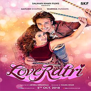 Loveratri movie