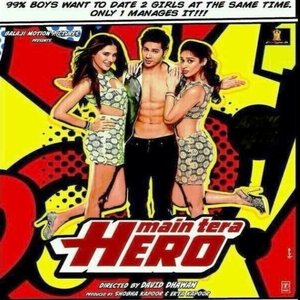 Main Tera Hero movie