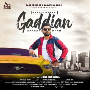 Mehngi Mehngi Gaddiyan lyrics