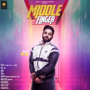 Middle Finger lyrics