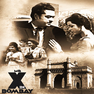 Mr. X in Bombay movie