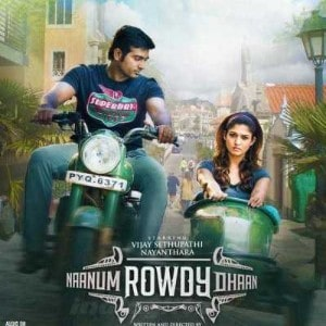 Naanum Rowdy Dhaan movie