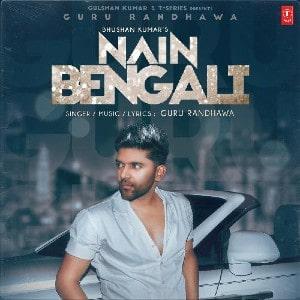 Nain Bengali lyrics
