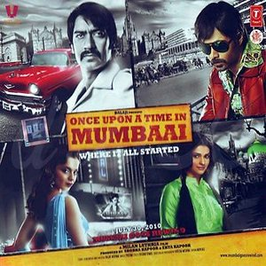 Once Upon A Time In Mumbai movie