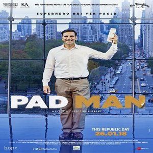 The Pad Man Title Song Padman