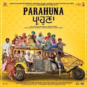 Parahuna movie