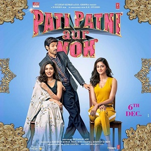 Dilbara lyrics from Pati Patni Aur Woh