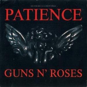 Patience lyrics