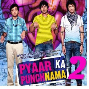 Heeriye lyrics from Pyaar Ka Punchnama 2