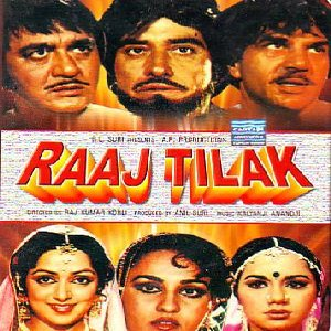 Raaj Tilak movie