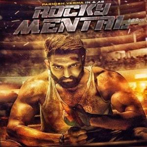 Rocky Mental movie