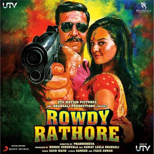 Chamak Challo Chail Chabili Rowdy Rathore