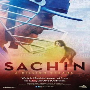 Sachin A Billion Dreams movie