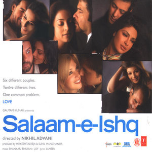 Babuji Dheere Chalna lyrics from Salaam E Ishq