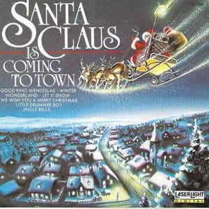 Santa Claus Is Coming To Town lyrics