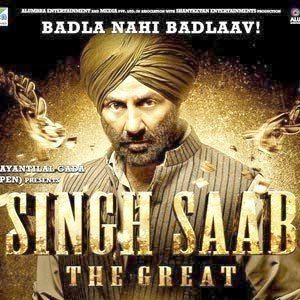 Singh Saab The Great movie