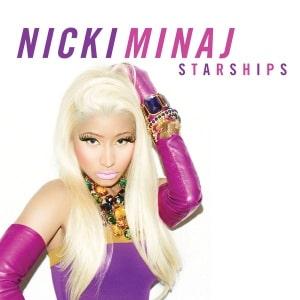 Starships lyrics