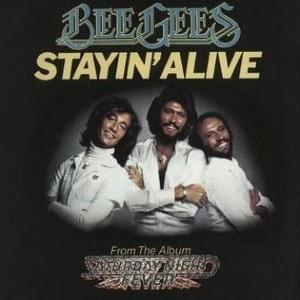 Stayin Alive lyrics