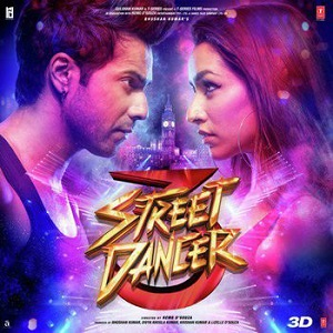 Street Dancer 3D movie