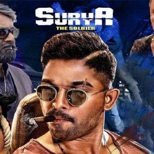 Surya The Brave Soldier movie